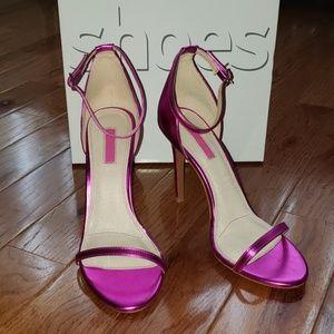 TopShop Pink Rosalie Size 10.5